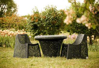Удивительная и вдохновляющая мебель из базальтового волокна