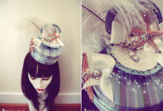 Необыкновенные ретро-шляпы