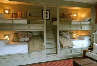 Идеи кроватей испален