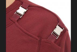 Одежда под необычным углом: акцент на детали