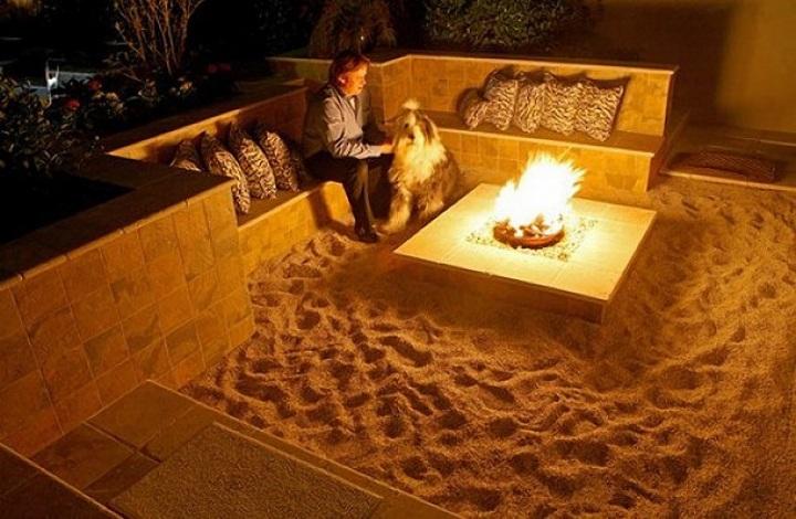 Как сделать задний двор идеальным