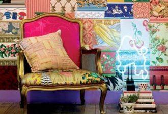 10 ярких идей для оформления стен в помещении