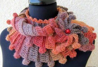 Вязаные работы замечательной мастерицы Lyubava Crochet