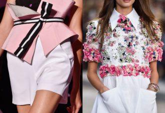 Акцент на детали: шикарные платья от именитых дизайнеров