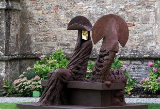 Венецианские скульптуры от шотландского художника Филиппа Джексона