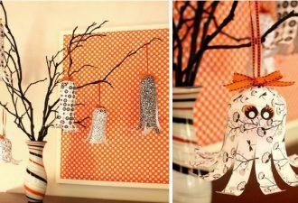 7 классных и простых идей декора на Хэллоуин