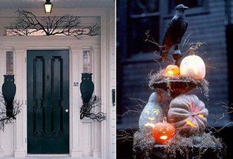 10 декоративных идей для отличного празднования Хэллоуина