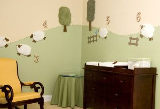 12 идей идеального декора детской комнаты своими руками