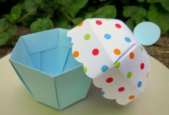 10 праздничных коробочек своими руками на любой случай