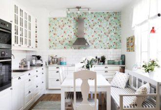 Идеи для кухонных уголков: 10 интересных вариантов