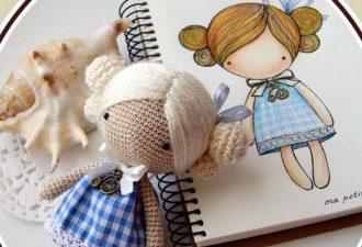 Magic Dolls: дизайнерские куклы ручной работы