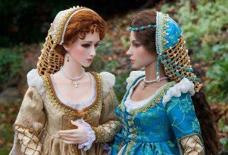 Прекрасные реалистичные куклы от Марты Боэрс