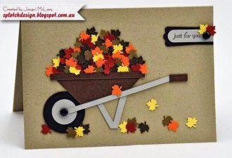 Осенние поделки с детьми: идеи на любой случай жизни