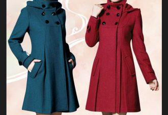Модное пальто своими руками с выкройками на все размеры