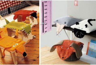 Забавные подушки своими руками: шьём для детей