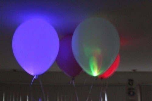 Как сделать светящиеся шары своими руками: инструкция