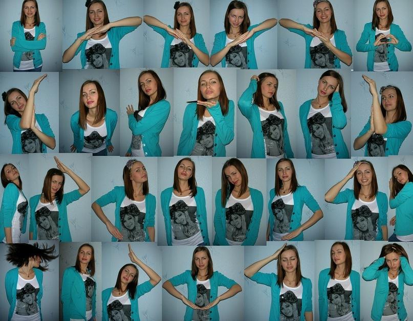 Как сделать свою фотографию в форме
