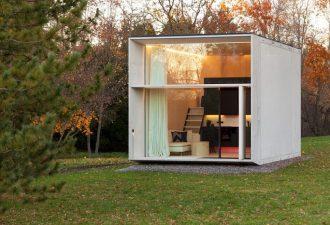 Дом, который можно построить всего за 7 часов