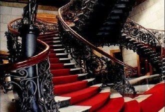 10 шикарных лестниц в стиле ар-нуво: для истинных ценителей