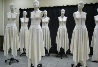 Муляжный метод моделирования одежды: почувствуйте себя модельером