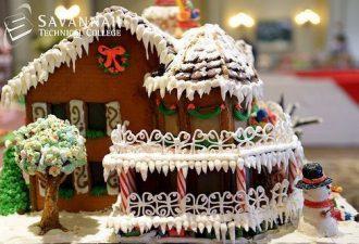 Пряничные домики: главный символ наступающих праздников