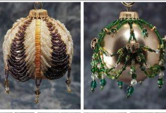 10 ёлочных шаров для королевского украшения жилища