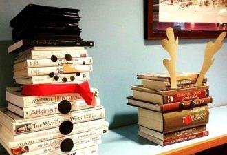 Идеи снеговиков из самых разных материалов
