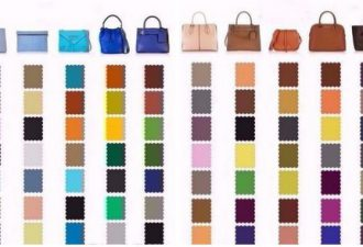 Какого цвета подобрать образ к сумочке: 35 цветов с возможными сочетаниями