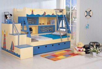 10 идей идеального обустройства детских комнат своими руками