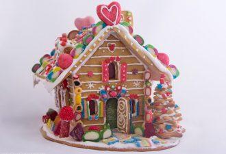 Пряничные домики своими руками: идеи вкусных сувениров