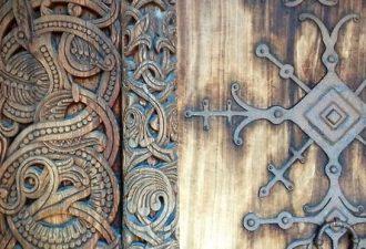 10 невероятных дверей, от которых невозможно оторвать взгляд