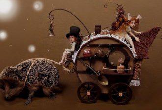 Необычные существа от Fairystudiokallies: ожившие герои сказок