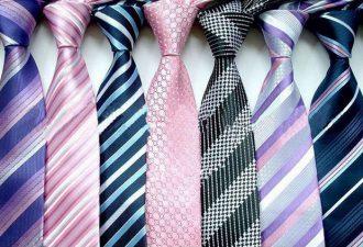 6 способов красиво завязать галстук своему мужчине или себе