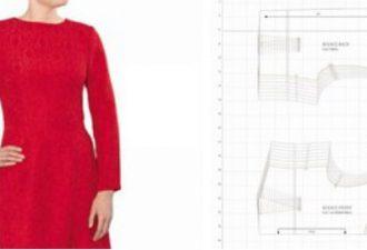Строгое, но стильное платье: выкройки и нюансы пошива