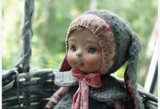 Милейшие куколки Оксаны Артюшенковой: заряд позитива и улыбок