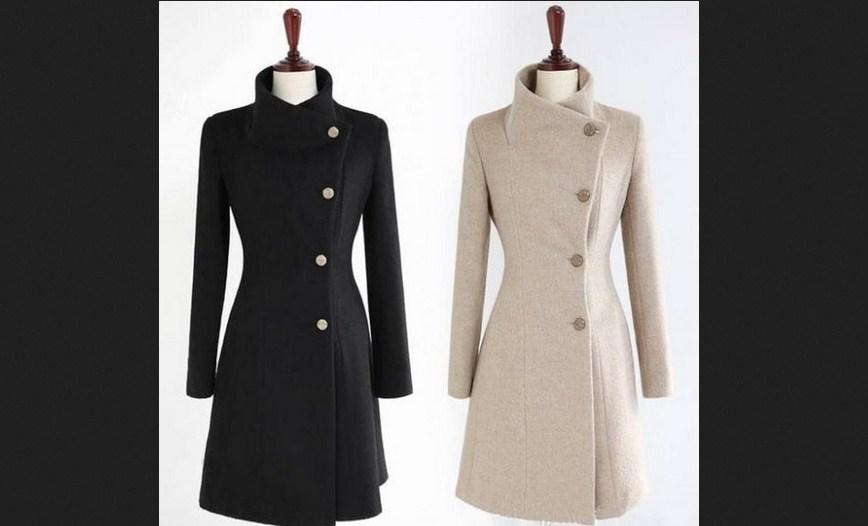 Стильное женское пальто своими руками с выкройками на все размеры