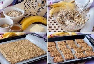 10 рецептов самого вкусного печенья, которое вы сможете сделать за 20 минут