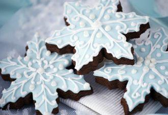 Шесть рецептов самого вкусного новогоднего печенья своими руками