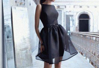 Лёгкое и изящное платье: процесс моделирования стильного наряда