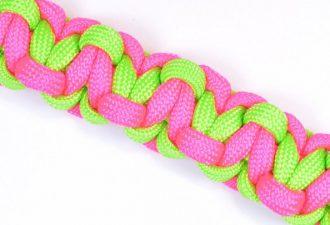 Модные браслеты из шнура своими руками: 8 уроков