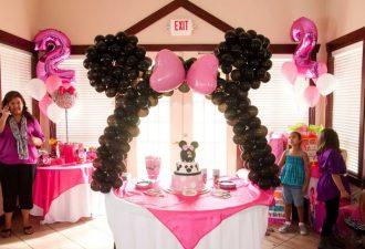 Идеи оформления комнаты на девичий День рождения