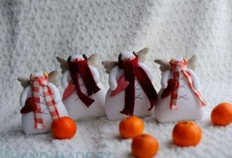 Снеговики своими руками: тильда и не только, идеи и выкройки