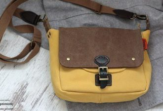 Удобная и вместительная сумка своими руками + выкройки