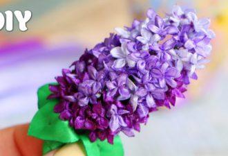 7 способов создать восхитительные цветы из лент