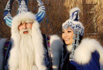 Властелин Холода Чысхаан: Дед Мороз по-якутски