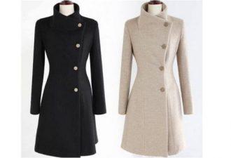 Выкройки стильного женского пальто с обложек глянцевых журналов