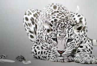 Китайская живопись по шелку от Алины Осеевой: невероятная реалистичность