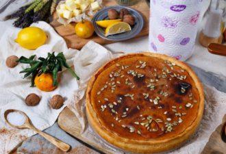 Вкуснейший тыквенный пирог с пошаговым рецептом