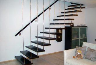 Самые прекрасные лестницы для вашего дома: 10 идей