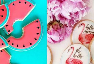 Печенье, которое жалко есть: 20 впечатляющих идей вкусняшек